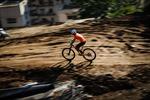 Khoảnh khắc đẹp của giải vô địch xe đạp đường trường và địa hình toàn quốc