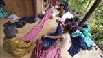 Người dân xứ Dừa hướng về miền Trung
