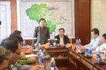 Phó Thủ tướng Trịnh Đình Dũng chủ trì họp Ban Chỉ đạo tiền phương tại Đà Nẵng