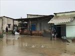 Hàng chục nhà dân tại Phú Yên bị tốc mái, mất điện diện rộng