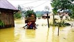 Áp dụng linh hoạt các biện pháp chi trả lương hưu, trợ cấp bảo hiểm cho người dân vùng lũ