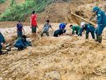 Sạt lở tại Phước Sơn, Quảng Nam: Đã tìm thấy 5 thi thể