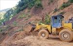 Vụ sạt lở tại Nam Trà My - Quảng Nam: 21 người ở hai xã Trà Leng và Trà Vân thoát nạn