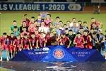 Bóng đá Việt Nam tích cực chuẩn bị cho nhiều giải đấu quan trọng vào năm 2021