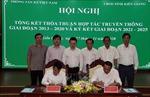Tăng cường hợp tác truyền thông giữa TTXVN và tỉnh Kiên Giang