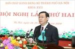 Hà Nội: Ban Chấp hành Đảng bộ thành phố Hà Nội thảo luận, cho ý kiến các nội dung quan trọng