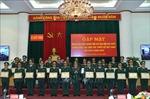 Gặp mặt đoàn đại biểu Quân đội dự Đại hội đại biểu toàn quốc các dân tộc thiểu số Việt Nam