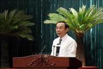 Nhanh chóng triển khai các nhiệm vụ sau Đại hội Đảng bộ TP Hồ Chí Minh