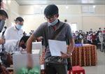 Gần 100 hộ dân đầu tiên bốc thăm nhận suất đất tái định cư dự án sân bay Long Thành