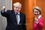 Lãnh đạo Anh, EU sẽ điện đàm khẩn nhằm tháo gỡ bế tắc đàm phán hậu Brexit