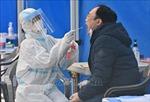 Số ca mắc COVID-19 mới tại Hàn Quốc giảm xuống dưới mức 600 ca/ngày