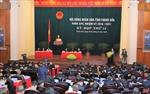 Thanh Hoá: Khai mạc kỳ họp thứ 14, Hội đồng nhân dân tỉnh khoá XVII