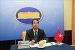 Việt Nam, Anh đề cao tuân thủ Công ước Liên Hiệp Quốc về Luật biển 1982