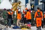 Vụ máy bay rơi tại Indonesia: Đã xác định được danh tính 12 nạn nhân