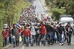 Mexico thắt chặt biên giới ngăn chặn dòng người di cư