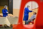 Toàn thế giới đã ghi nhận trên 96,7 triệu ca nhiễm virus SARS-CoV-2