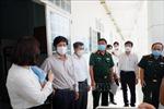 Bộ Y tế kiểm tra công tác phòng chống dịch COVID-19 tại Cần Thơ