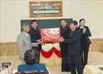 Phó Chủ tịch Thường trực Quốc hội thăm, tặng quà người dân Giáo xứ Đại Từ