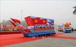 Thanh Hoá: Liên hoan Tuyên truyền cổ động 'Vinh quang Đảng Cộng sản Việt Nam'