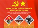 Truyền thống vẻ vang của Đảng Cộng sản Việt Nam