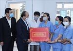 Thủ tướng thăm và tặng quà Trung tâm Bảo trợ xã hội tỉnh Quảng Nam