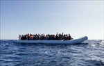 Giải cứu khoảng 150 người di cư ở ngoài khơi Libya