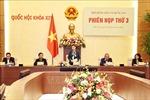 Chủ tịch Quốc hội chủ trì Phiên họp thứ 3 Hội đồng Bầu cử Quốc gia