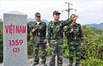 Đồn Biên phòng Bắc Sơn thực hiện 'mục tiêu kép' giữ vững vùng biên 