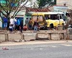 Tai nạn liên hoàn 3 xe ô tô khiến 1 người bị thương tại Quảng Bình