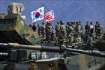 Mỹ - Hàn mở màn cuộc tập trận chung mùa xuân