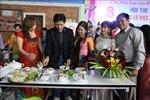 Lào tổ chức Hội thi 'Chung lo việc nhà' nhằm tôn vinh phụ nữ Việt kiều