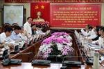 Kiểm tra việc thực hiện công tác bầu cử đại biểu Quốc hội tại Bà Rịa-Vũng Tàu
