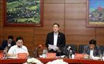 Kiểm tra công tác chuẩn bị bầu cử tại tỉnh Lào Cai