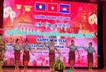 Chăm lo Tết cổ truyền cho lưu học sinh Lào, Campuchia
