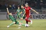 V.League 2021: Sài Gòn FC hòa Hải Phòng 0 - 0