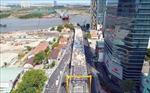 Cầu Thủ Thiêm 2 sẽ được thi công trở lại cuối tháng 4/2021