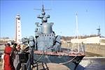 Chiêm ngưỡng tàu chiến và vũ khí diệt hạm ở Kronstadt, Nga
