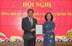 Ông Nguyễn Hải Ninh được điều động giữ chức vụ Bí thư Tỉnh ủy Khánh Hòa