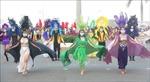 Đặc sắc lễ hội diễu hành đường phố Đồng Hới