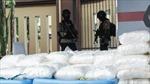 Indonesia thu giữ hơn 581 kg ma túy đá