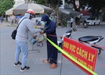 Cung ứng đủ lương thực, thực phẩm tại các khu vực cách ly ở Hà Nội