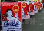 Hòa Bình đảm bảo công tác bầu cử đúng tiến độ
