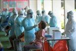 Số ca mắc COVID-19 ở Thái Lan vượt 100.000