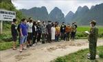 Cao Bằng phát hiện 53 người nhập cảnh trái phép