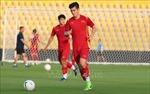 Đội tuyển Việt Nam vẫn nhập cảnh tại TP Hồ Chí Minh khi trở về từ UAE