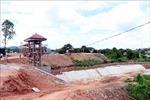 Đẩy nhanh tiến độ công trình chống ngập úng tại TP Chí Linh