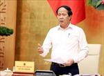 Kiện toàn Ban chỉ đạo xây dựng Nhà Quốc hội Lào