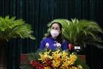 Khai mạc Kỳ họp thứ nhất Hội đồng nhân dân TP Hồ Chí Minh nhiệm kỳ 2021-2026