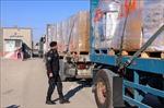 Israel dỡ bỏ một số kiểm soát thương mại và nghề cá tại Gaza