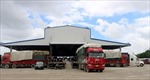 Một số mặt hàng thông thương trở lại tại Cửa khẩu quốc tế Móng Cái